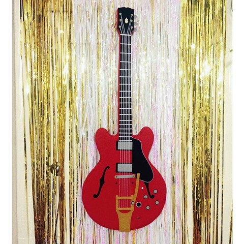 Marvin's Berry's Guitar