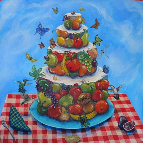 Italian Fruitcake