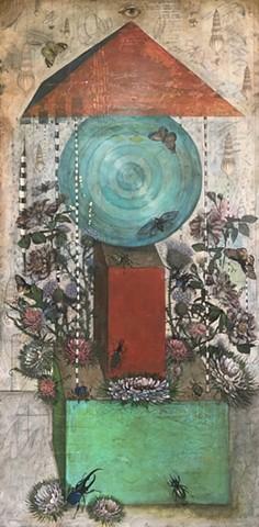 Prayer Totem (Everything That Rises Must Converge)