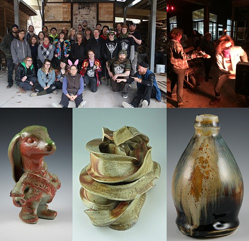 Wood-fire Creative Intensive at Ox-Bow School of Art and Artists' Residency