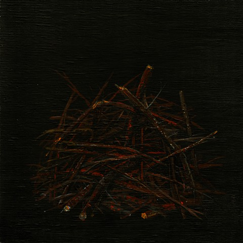 Little Baby 11 - Pile of Sticks