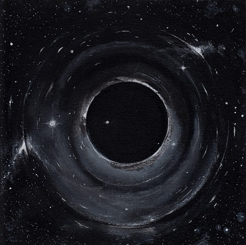 Small Cosmos 2, Black Hole