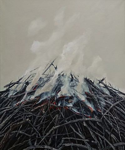 Sticks 5 - Fire Pile