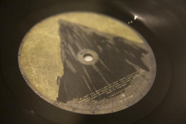 The British Expeditionary Force LP version, courtesy of Erased Tapes Records, London, England.