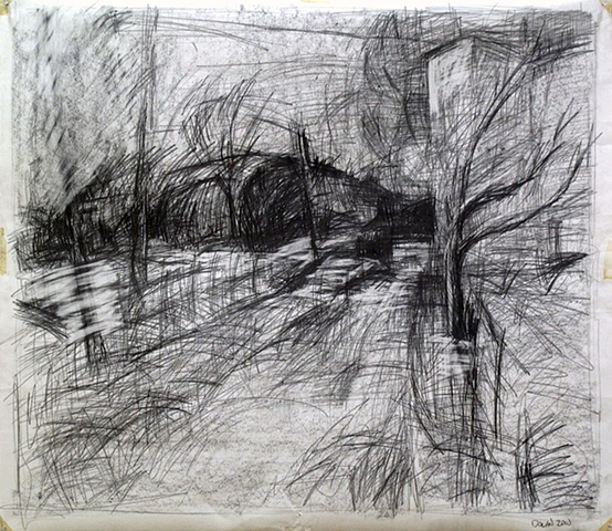 Untitled (Winter Drawing)