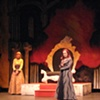 """Juana La Loca"" Theater play"