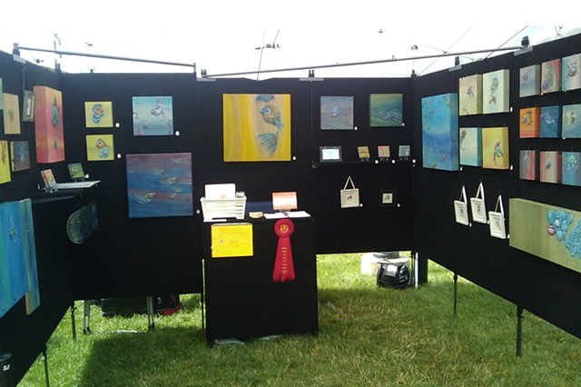 Naperville Woman's Club 50th Annual Fine Art Fair