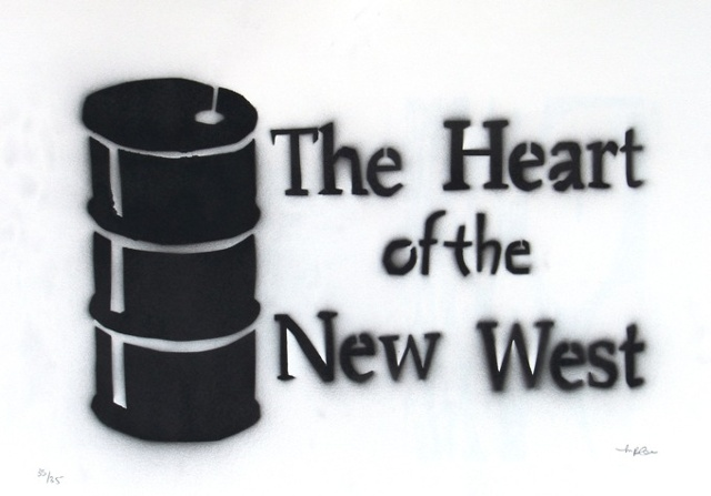 Heart of the New West