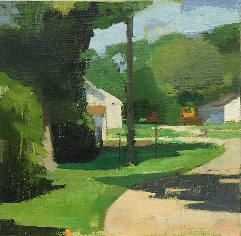 Plein Air and Small Landscape