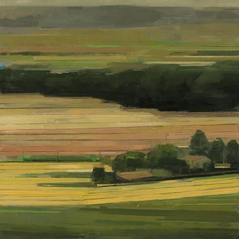 Hills in Umbria