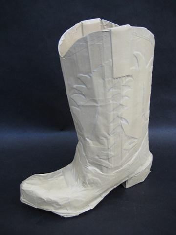 Masking Tape Shoe