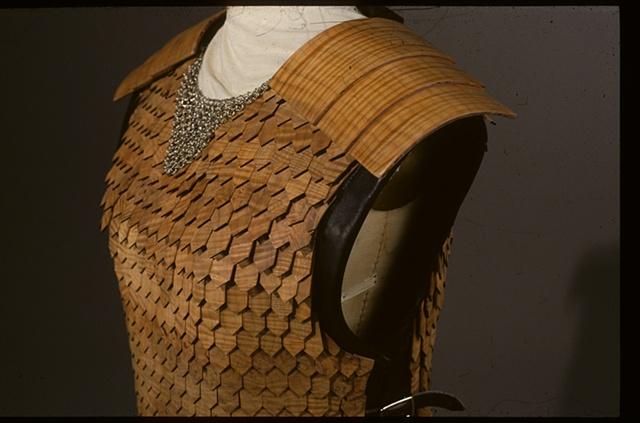 Armor detail
