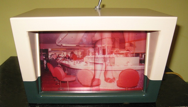 Supper Club Light Box