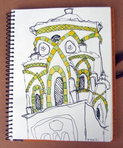 towers of Amalphi