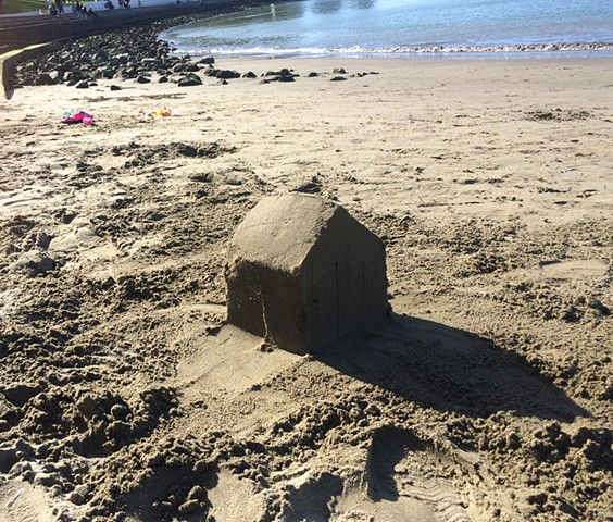 Sand House, Aquatic Park, San Francisco