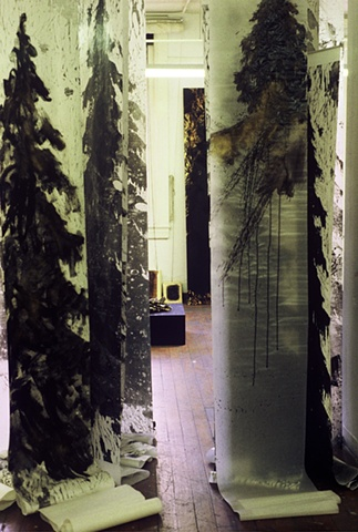 One - Installation View - 1997
