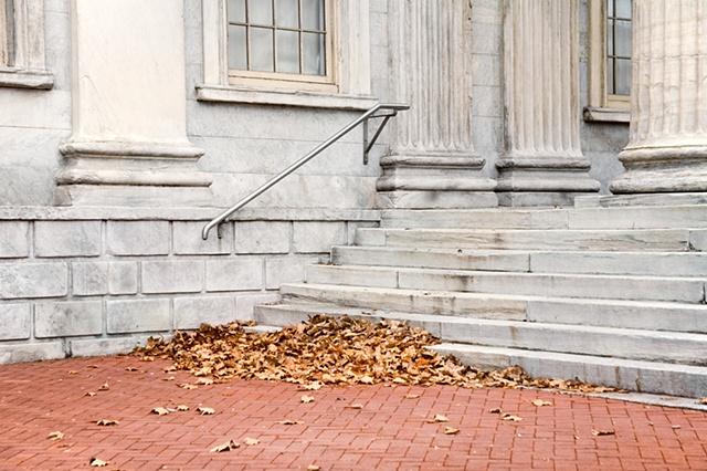 Corner Leaves