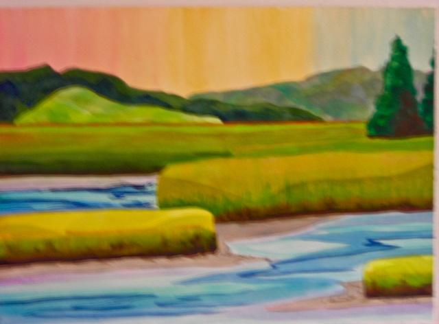 Hog Island Marshes