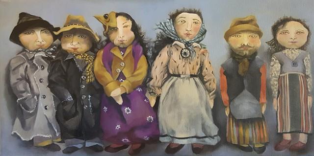 Dolls of Vilna