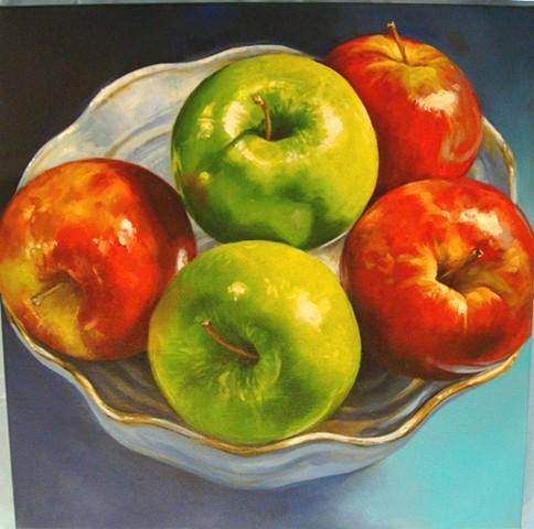 Vicki's Apples