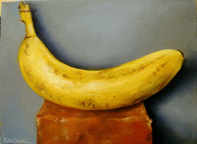 Banana on Brick
