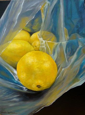 Lemons Escaping