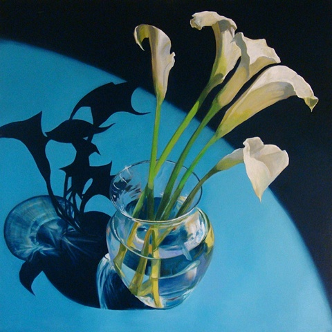 Lillies in Limelight