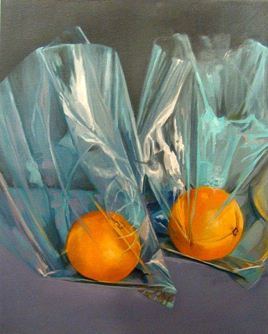 See Through Oranges
