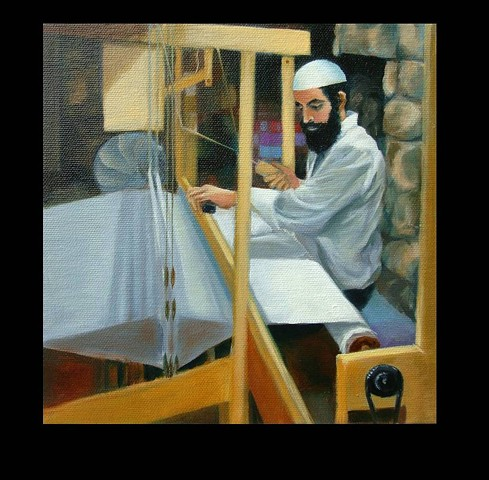 Warp and Weft of Tzfat