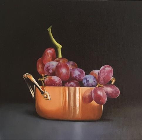 copper grapes