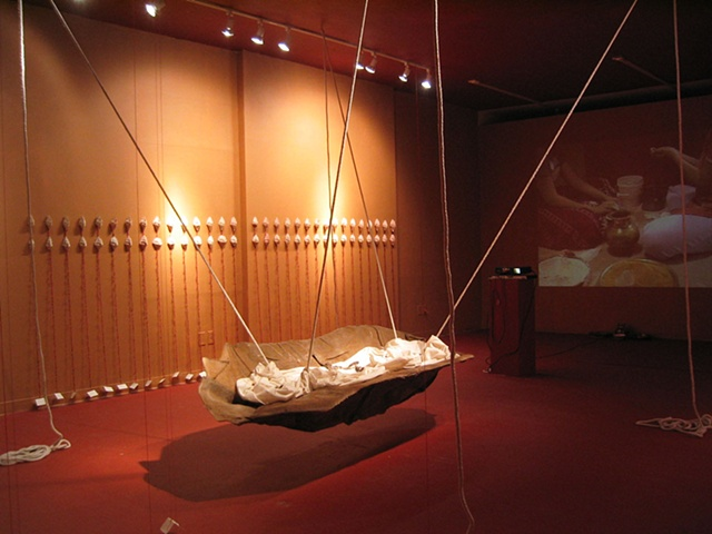 Anchor Baby Installation View
