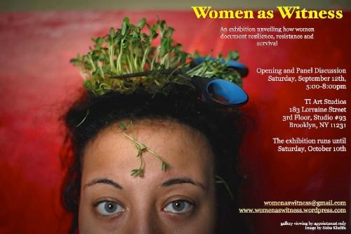 WOMEN as WITNESS