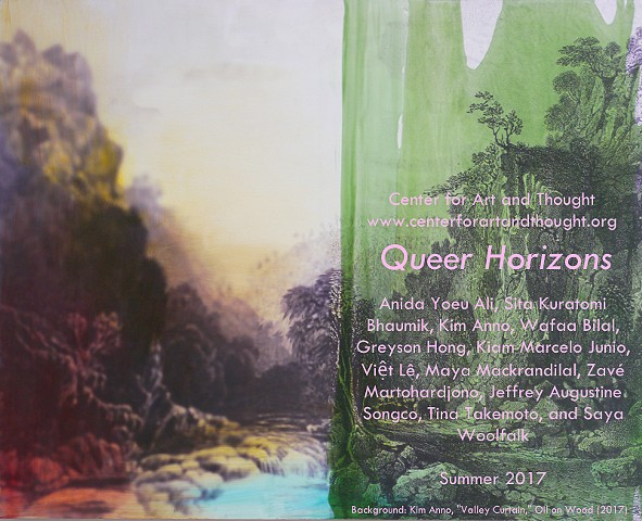 QUEER HORIZONS at CENTER FOR ART + THOUGHT