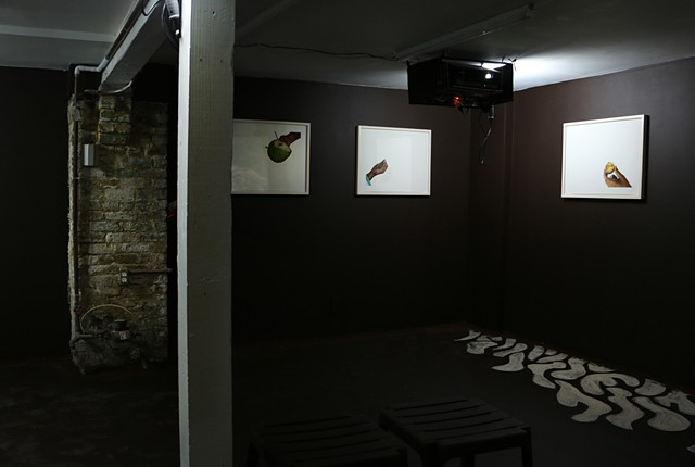 Kal Pani Installation View