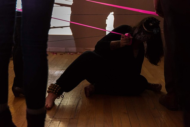 Schizophrene Performance Still 14