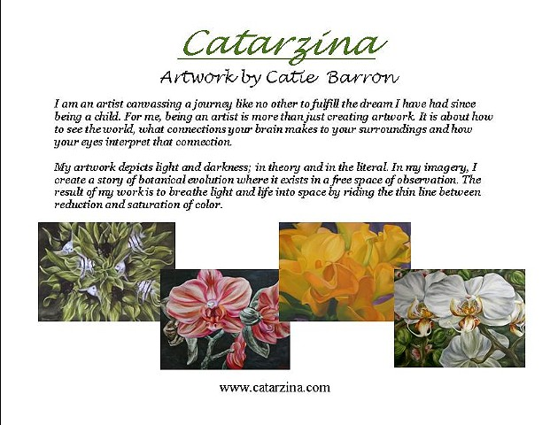 Notecards - Catarzina artwork
