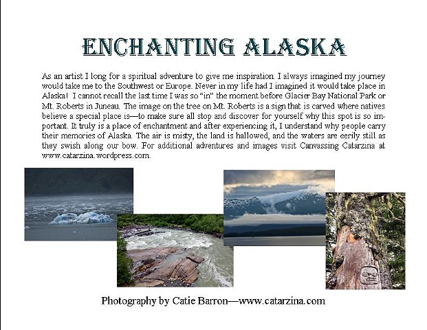 Notecards - Enchanting Alaska