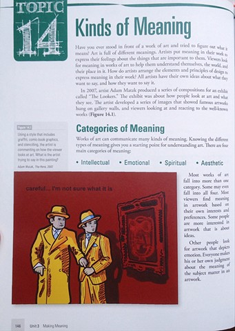 Art Works textbook by EMP Publishing
