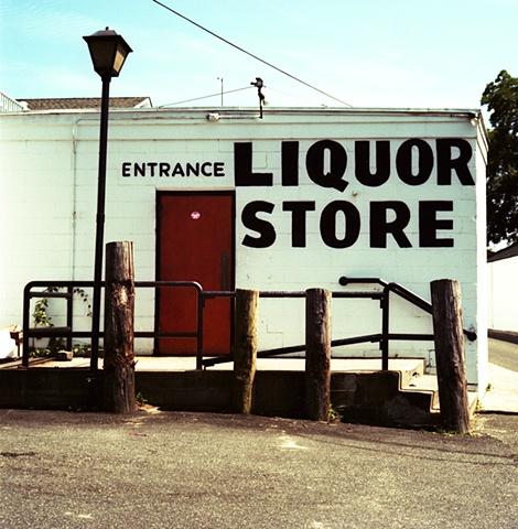 The liquor store, NY