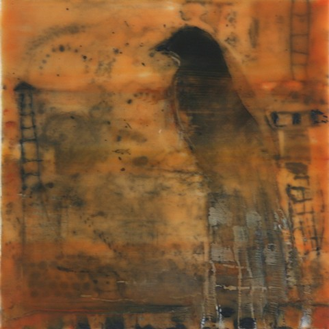 SOLD!!!Bird on a Wire