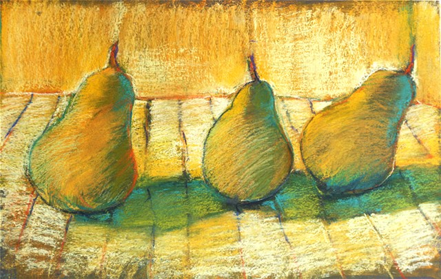3 Pears Revisited.