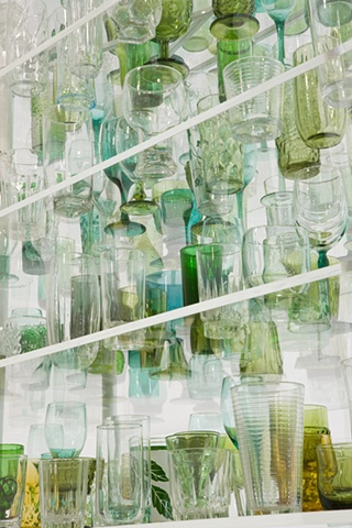 Forest Glass (detail)