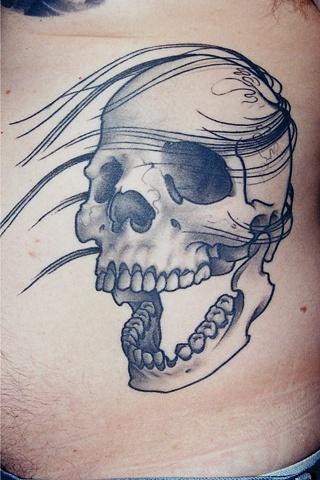 tattoo by Danny Gordey 2007