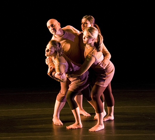 Not Here, Not There choreography by Michal Nevitt