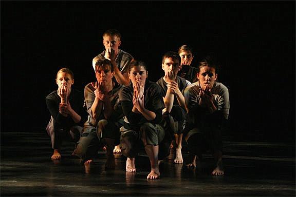 r-e-f-u-s-e choreography by Kim Neal Nofsinger