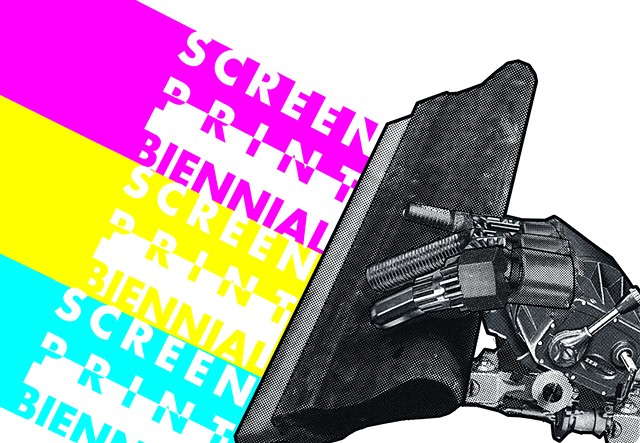 Screen-Print Biennial 2018