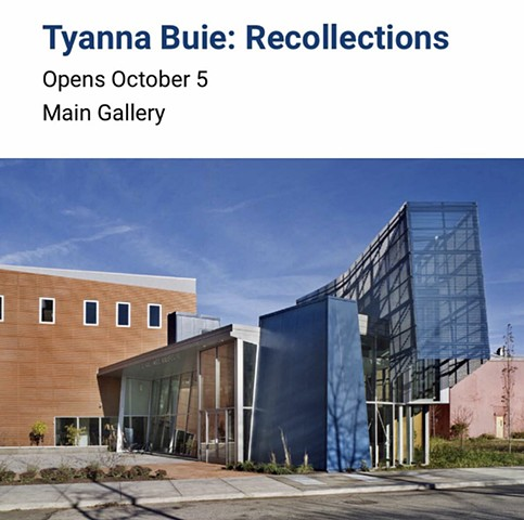 Tyanna Buie: Recollections