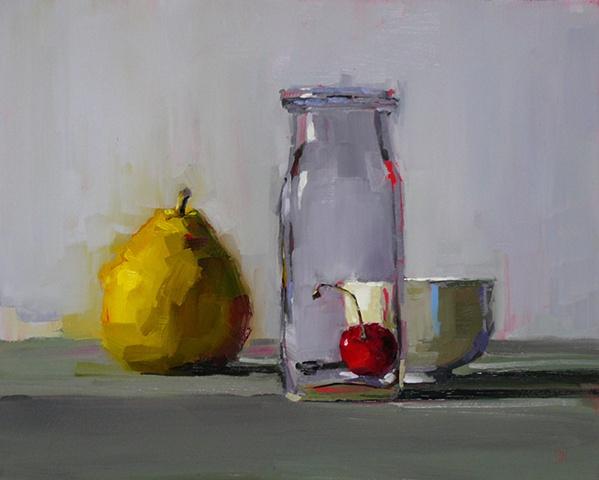 Cherry in a Bottle