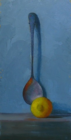Long Spoon with Lemon