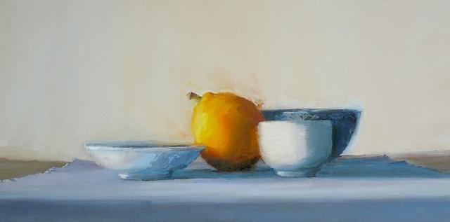 Lemon with Bowls